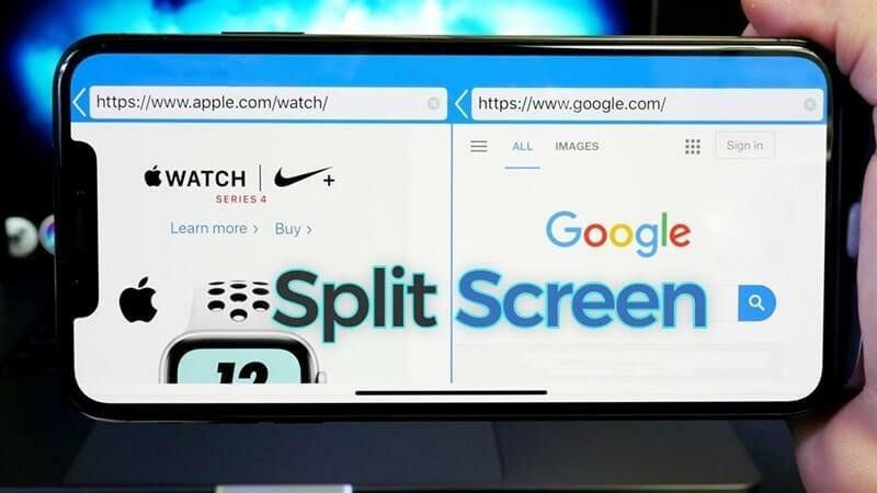 Bạn đã biết cách chia đôi màn hình Iphone cực đơn giản chưa?